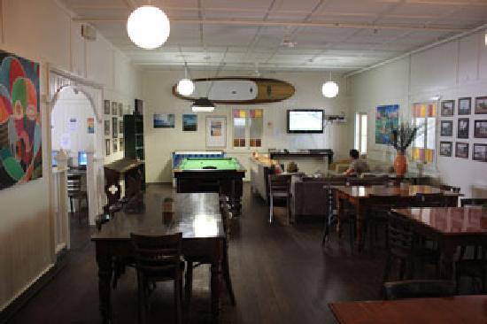 Halse Lodge Guesthouse YHA: Lounge if Halse Lodge