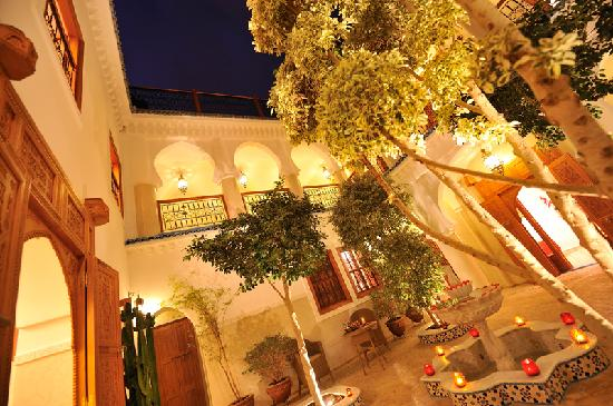 Riad Asrari: By night