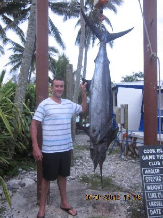 Captain tom on strike time picture of marlin queen for My fishing advisor