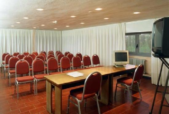 Hotel Rosengarten : Sala riunioni