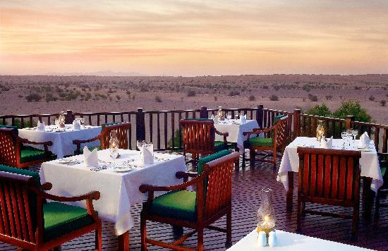 Al Maha, A Luxury Collection Desert Resort & Spa: Al Diwaan Restaurant