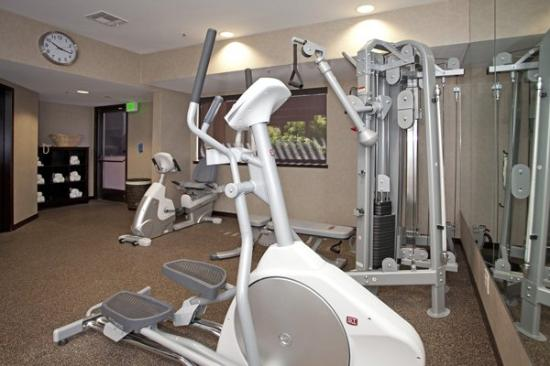 Best Western Plus Wine Country Inn & Suites: Fitness Center