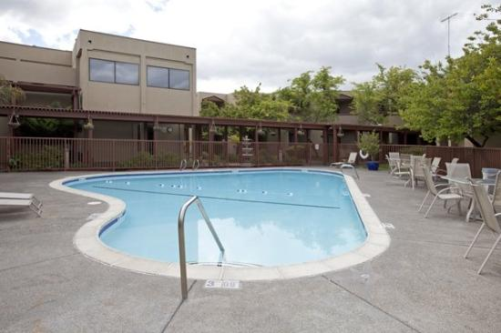 Best Western Plus Wine Country Inn & Suites: Pool