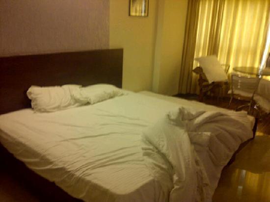 Hotel Bhagyalaxmi : bhagyalakshi room