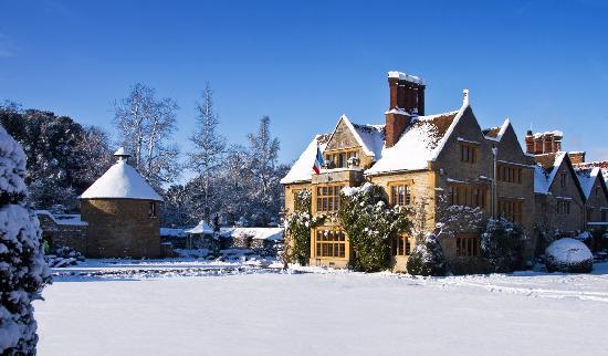 Belmond Le Manoir aux Quat'Saisons: Winter at Le Manoir
