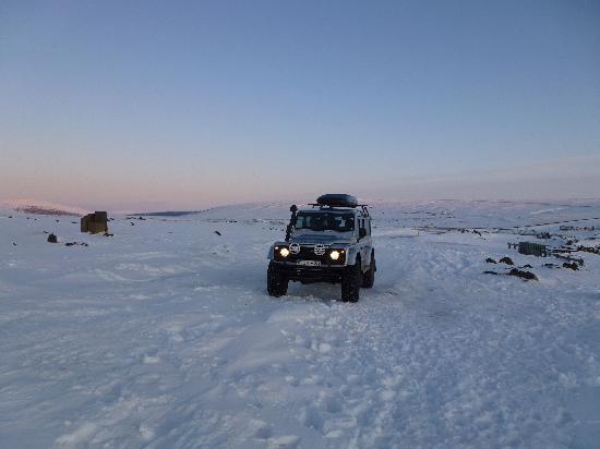 Inspiration Iceland: unterwegs