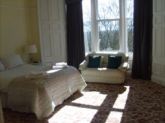Newstead Bed & Breakfast: En-Suite Room