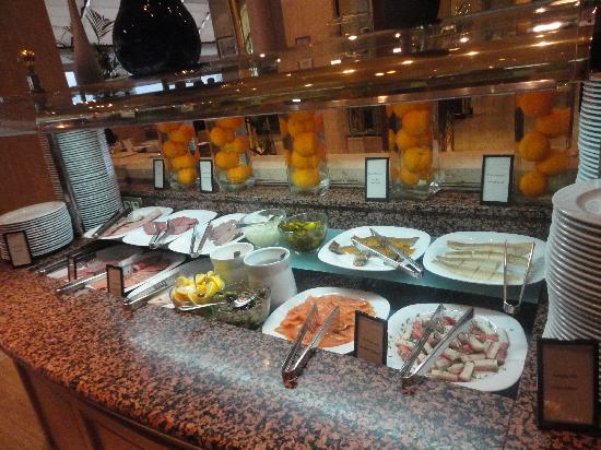 Breakfast Buffet Picture Of Hilton Istanbul Bosphorus