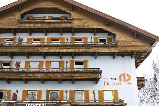 Hotel Dolomiten: HOTEL
