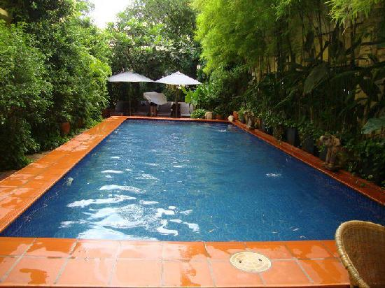 Manor House Boutique Hotel: manor house pool
