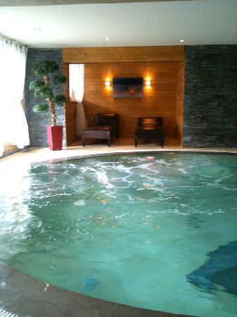 Hotel L'Helios : piscine