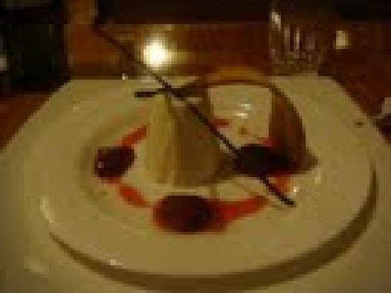 Hotel Posada de Farellones: Sobremesa