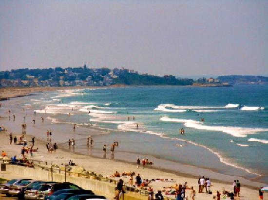 Nantasket Beach Resort Hull From The