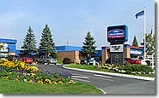 Howard Johnson Plaza Sudbury