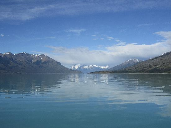 Estancia Cristina Lodge: the beautiful Brazo Norte of Lago Argentino