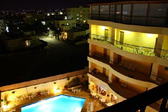 Mariam Hotel: Nacht