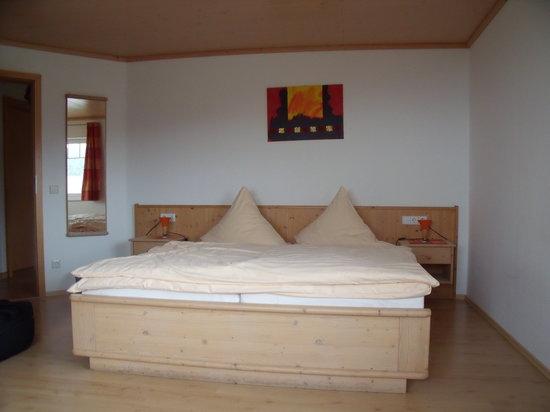Schwarzwaldgasthaus Salenhof : la chambre
