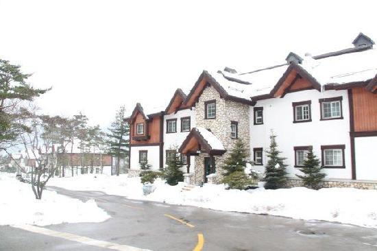 YongPyong Resort Birch Hill Condo