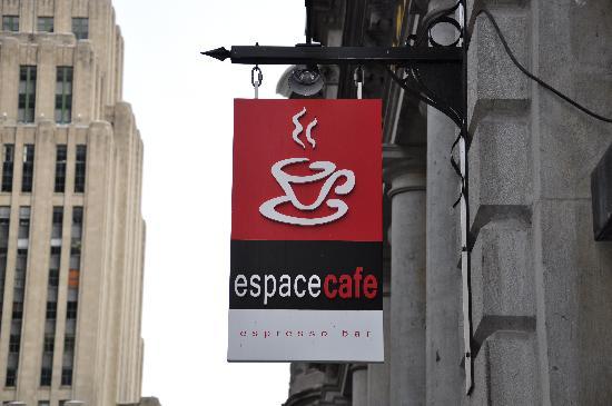 Espace Cafe & Espresso Bar : Espace Cafe