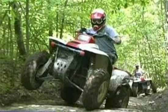 Holiday Inn Express Pinetop: ATV