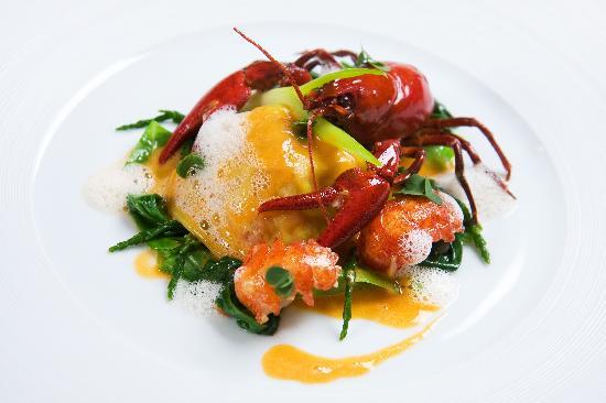 Belmond Le Manoir aux Quat'Saisons : Crayfish