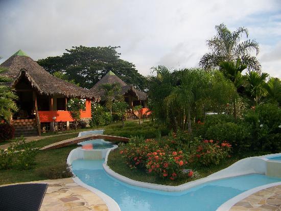 Loharano Hotel : Il villaggio