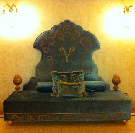 Veneto Palace Hotel: Accueil