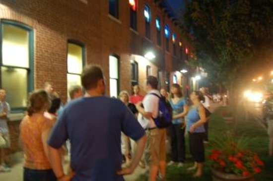 Haunted Indianapolis Ghost Walk: Haunted Indianapolis Downtown Walk