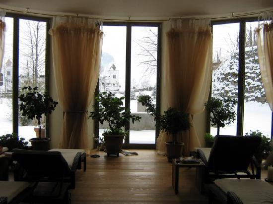 Hotel Bemelmans-Post : zona lettura