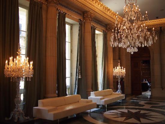 Palacio Duhau - Park Hyatt Buenos Aires : Lobby at Palace Wing
