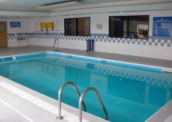 Comfort Inn Goshen: Guest Room