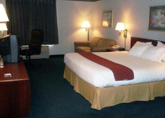 Comfort Inn Goshen: Interior