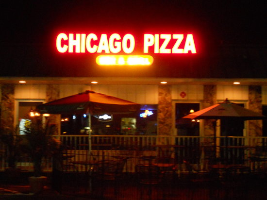 Chicago Pizza Cape C Menu Prices Restaurant Reviews Tripadvisor