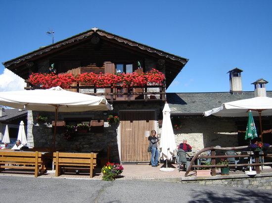 Villa Tirano, Włochy: il ristorante