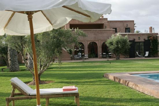 Villa Sekkaya: Le Jardin