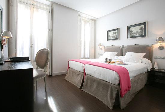 Hotel Meninas - Boutique Hotel: Twin Room - Habitación Doble