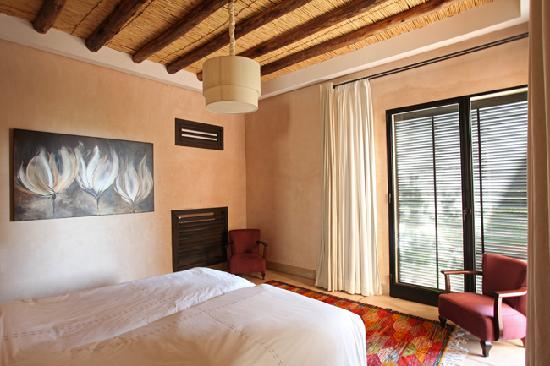 Villa Malekis : Une chambre