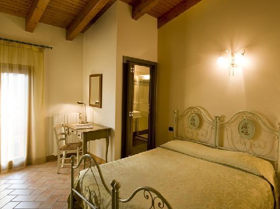 Camera Matrimoniale A Brescia.Camera Matrimoniale Hotel Noce Foto Di Hotel Noce Brescia