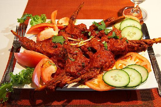 Nawab Authentic Indian Cuisine & Banquet Hall: Masala Lamb Chops