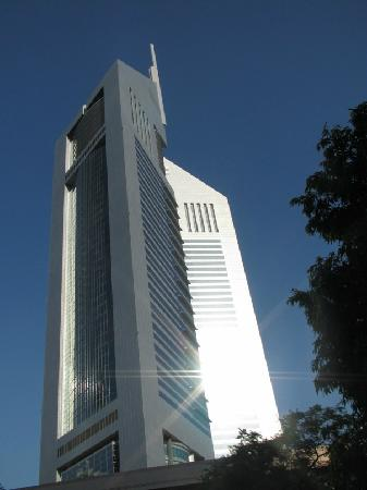 Jumeirah Emirates Towers: beautiful hotel