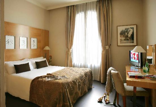 Inglaterra Hotel: Room