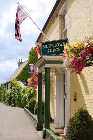 Moortown Lodge welcomes you