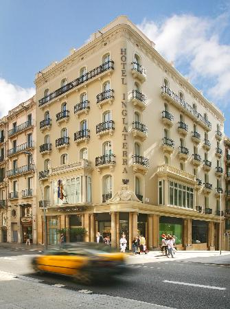 Photo of Inglaterra Hotel Barcelona