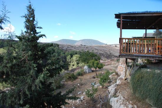Cabin at Kadita: view of the big cabin