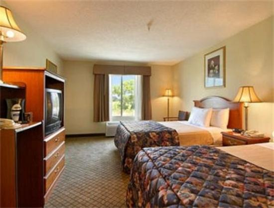 Home Inn & Suites Montgomery: Guest Room