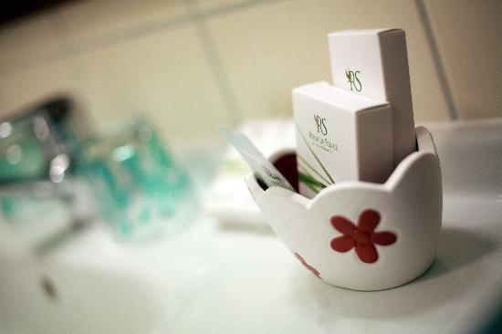 Relais du Silence Peiffeschof : salle de bain