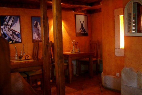 Carlito: Salle de restaurant