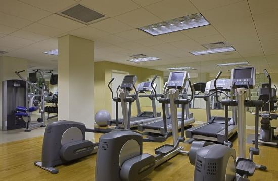 Hyatt Regency Sarasota: Fitness Room