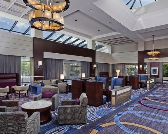 Hyatt Regency Fairfax: FAIRL_P030 Lobby