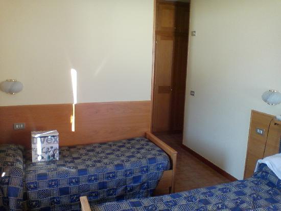 Hotel Baita della Luna: vista stanza